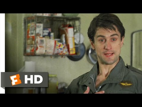 Taxi Driver (5/8) Movie CLIP - You Talkin' to Me? (1976) HD