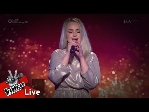 Κατερίνα Μπαταλογιάννη - Καημό μες στην καρδούλα μου | 2o Live | The Voice of Greece