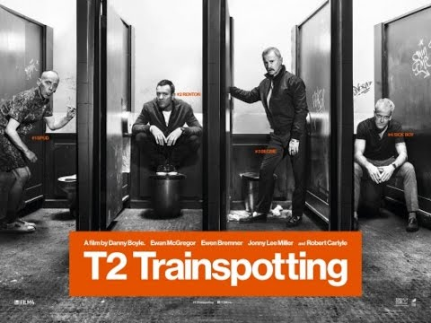 T2: TRAINSPOTTING - OFFICIAL TRAILER (GREEK SUBS)