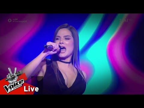 Αλεξάνδρα Σιετή - Think | 2o Live | The Voice of Greece