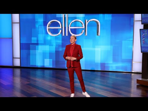Ellen's Emotional Reminder to Celebrate Life Every Day