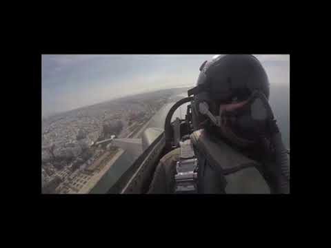 Μήνυμα του Πιλότου της Πολεμικής Αεροπορίας, για την Εθνική Εορτή της 28ης Οκτωβρίου