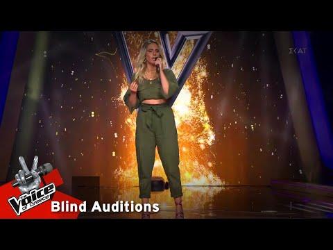 Νεκταρία Ζαμπέλη: You lost me   The Voice of Greece   8η Σεζόν