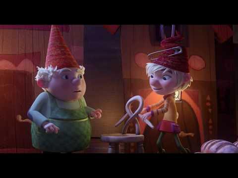 ΟΙ ΣΚΑΝΤΑΛΙΑΡΗΔΕΣ (The Elfkins) - Official Dubbed Trailer