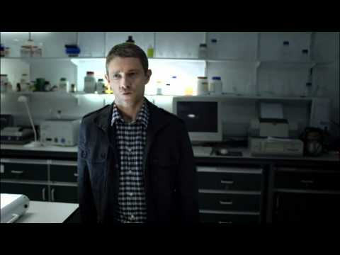 Sherlock - Unaired vs Aired Pilot - The Name's Sherlock Holmes
