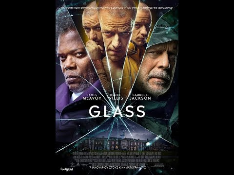 GLASS - OFFICIAL TRAILER (GREEK SUBS)