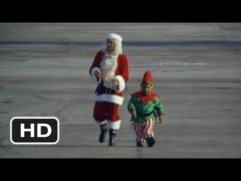 Bad Santa Official Trailer #1 - (2003) HD