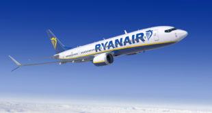 Ryanair 737-MAX 8 Artwork K66200