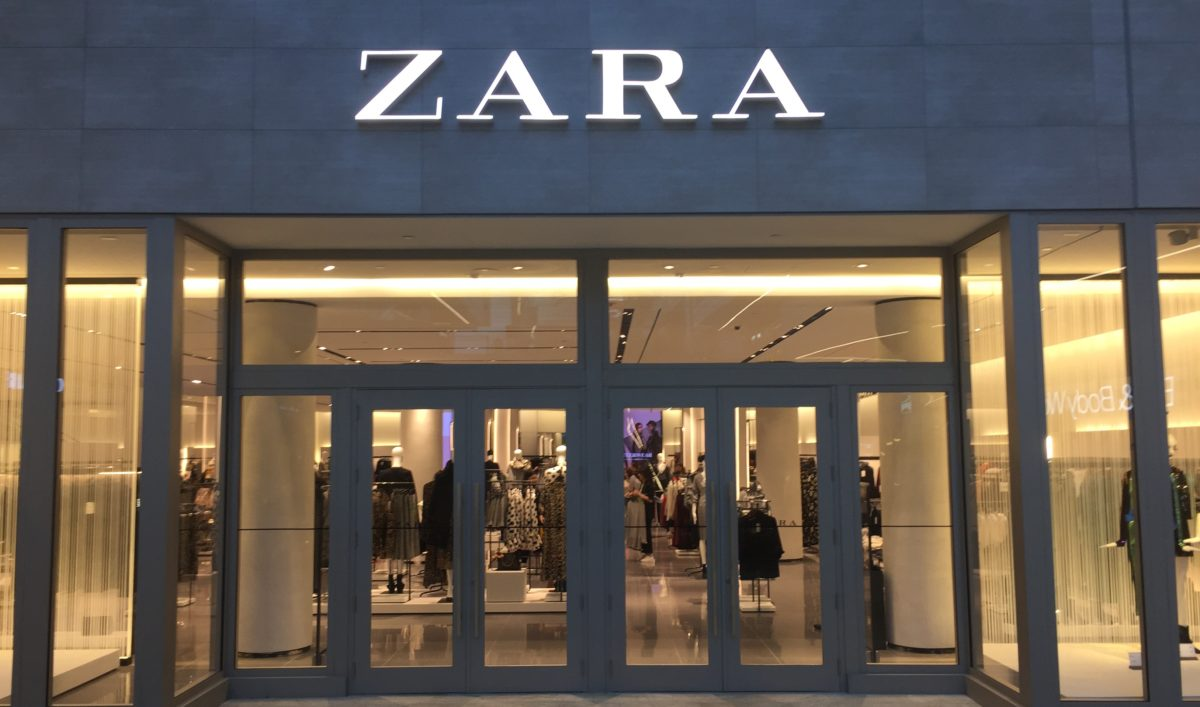 0fcee571ce9 ZARA: Πωλητές και ταμίες για το νέο κατάστημα στο RIVER WEST – YouthSpot