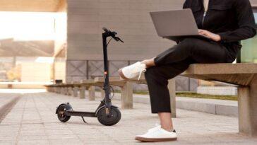 επιστροφή στην πόλη xiaomi scooter