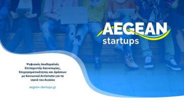 aegean startups 2021