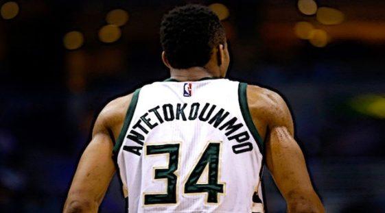 αντετοκούνμπο άφιξη ελλάδα με τρόπαιο NBA