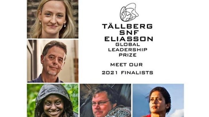 βραβείο Tällberg-SNF-Eliasson